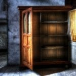 The Monster Outside the Closet by Luke Evans