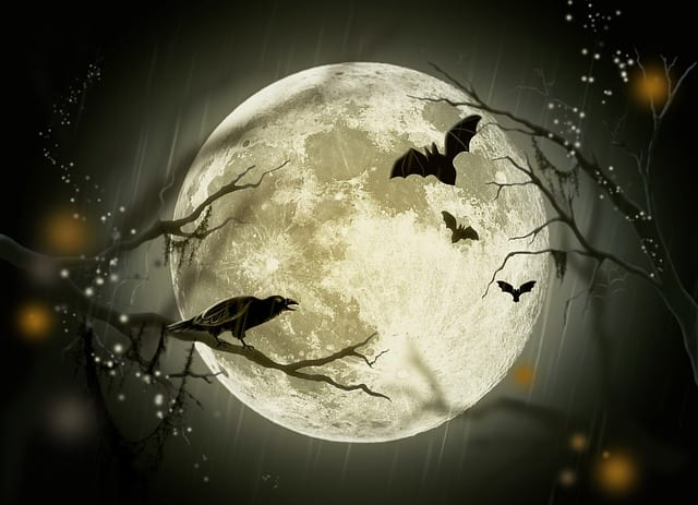 A Halloween Haiku by Robert Baldwin