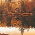 33 Long Nights at the Lake House by C.J. Heckman